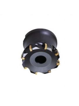Super Radius Mill ASR Multi-flutes type - Bore type (ASR)