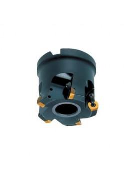 Super Radius Mill 4Corners ASRF type - Bore type (ASRF4)