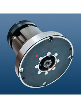 HSK-balancing adapter with automatic clamping system