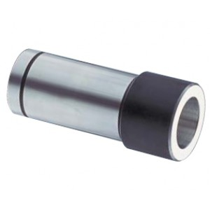 Straight collet with Morse taper